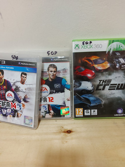 Video Games (PS3 & Xbox 360)