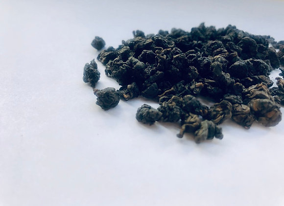 杉林渓烏龍茶 (熟香)   ナッツの香と深みのあるコク