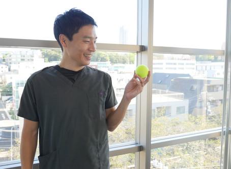 テニスボール1つで始めるセルフケア ①腰痛編