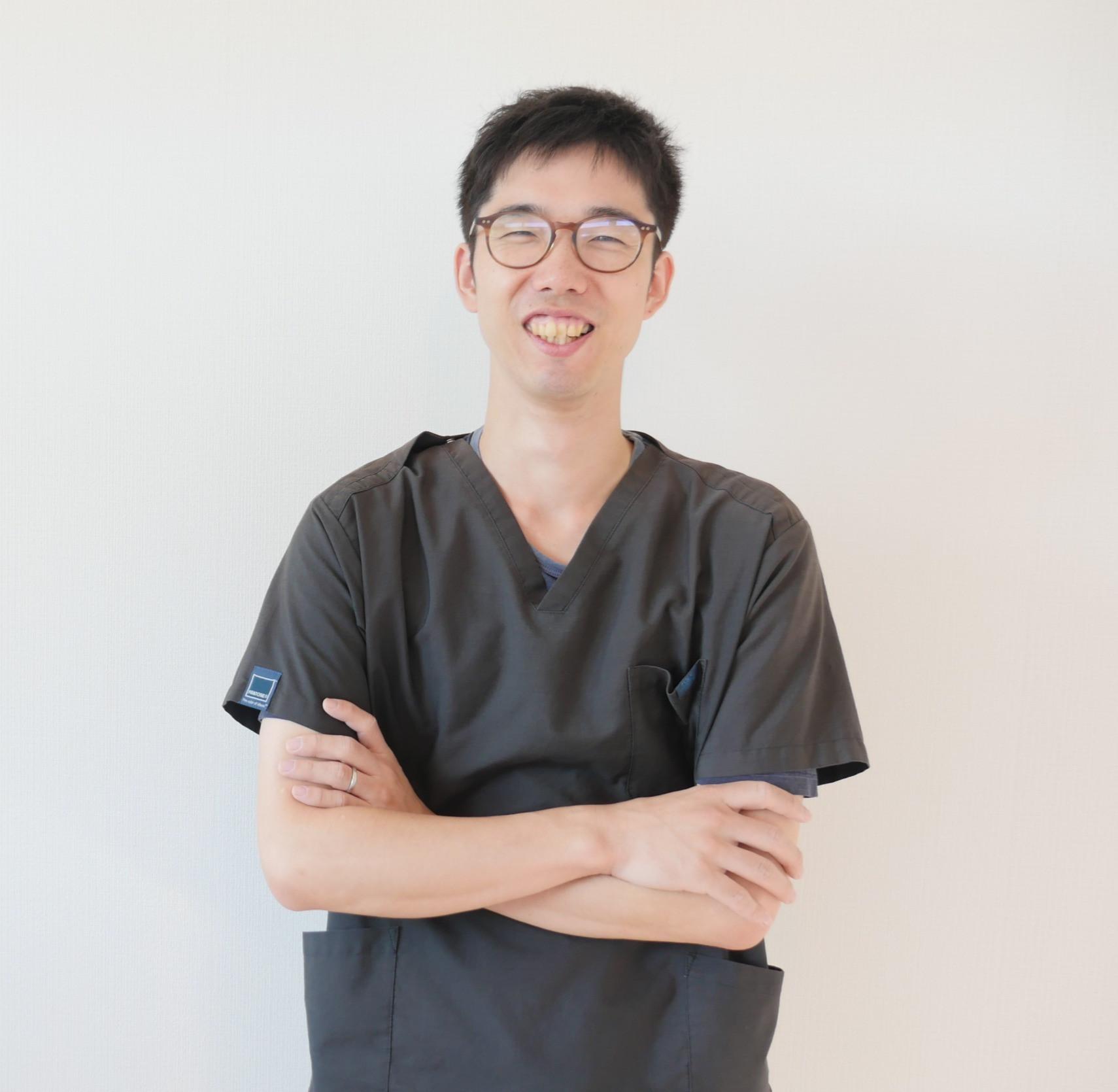 藤川先生の初診カイロ|First Visit (Mr.Fujikawa)