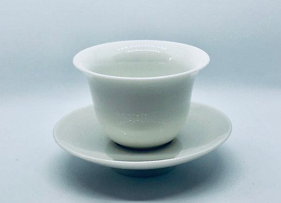 茶禅草堂オリジナル 茶杯 & 茶托 (小)