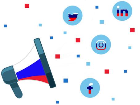 Ein Paradigmenwechsel:  Social Media in Russland