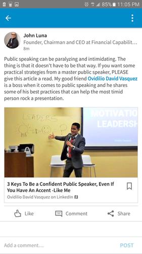 Keynote Speaker in San Francisco