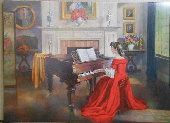 """Sonata"" by M Ditlef  click on page for custom prints"