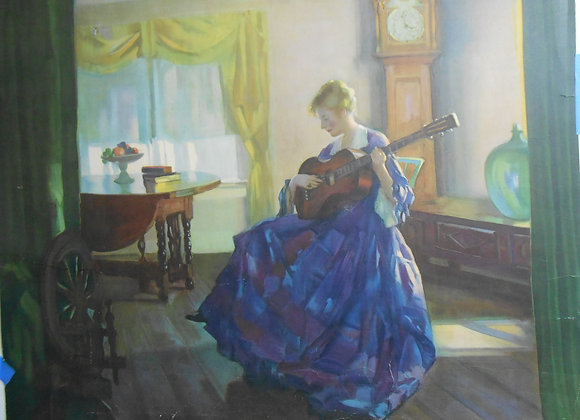 """""""In My Solitude"""" by Marguerite Stuber Pearson     $"""