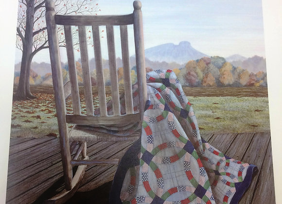 """A Quite Place"" by Patricia Hobson"