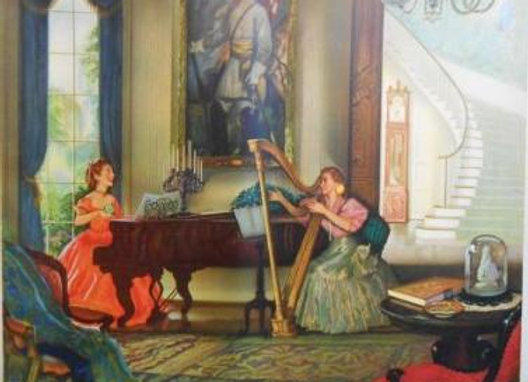 """Midday Musicale"" by Arnold Kohn"