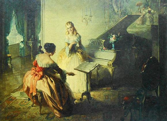 """Tranquillo"" by Louis Jambor"