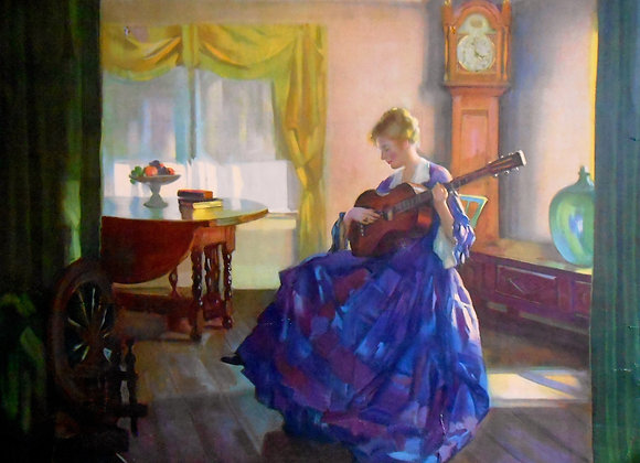 """In My Solitude"" by Marguerite Stuber Pearson"