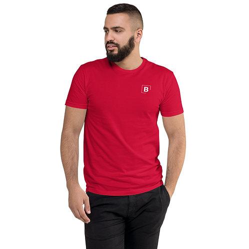 B Logo Short Sleeve T-shirt