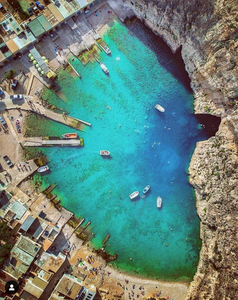 Magical photo of Inland Sea Gozo