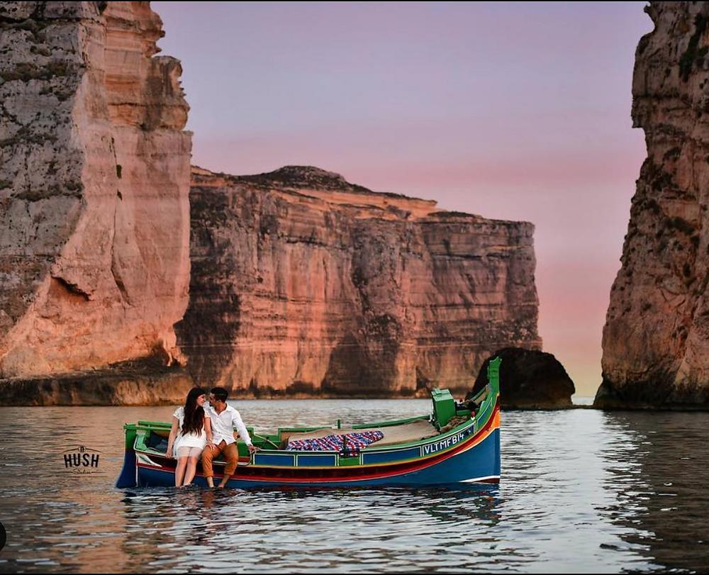 Fungus Rock Gozo