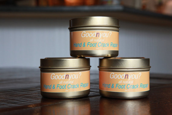 Hand & Foot Crack Repair