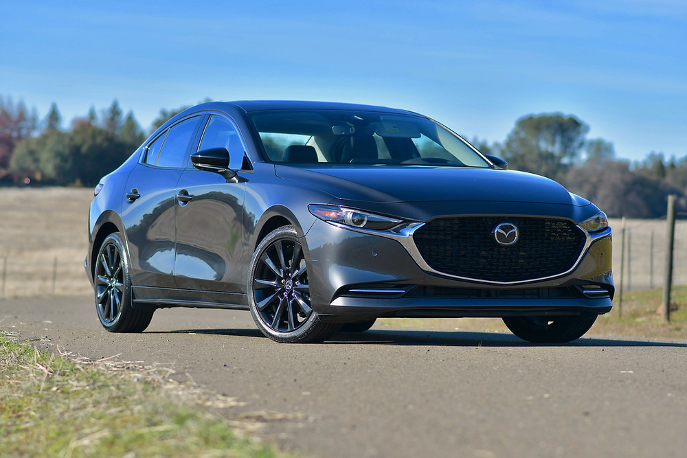 2021 mazda 3 turbo review | The Road Beat
