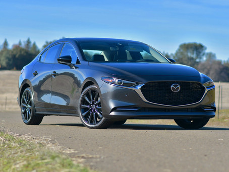 Tested: 2021 Mazda 3 Turbo AWD