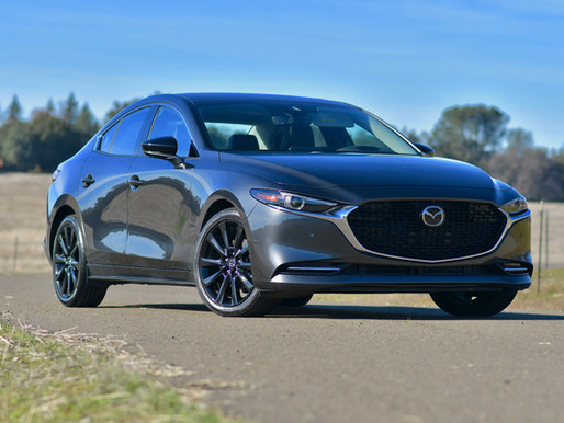 Tested: 2021 Mazda 3 Turbo AWD
