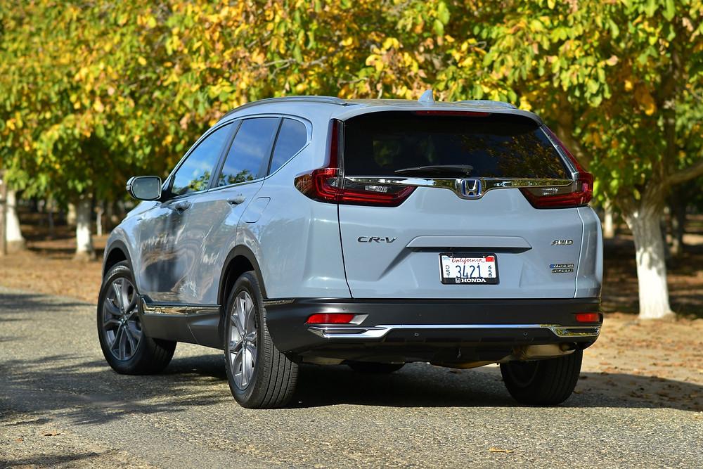 2021 honda cr-v hybrid review and photos | the road beat