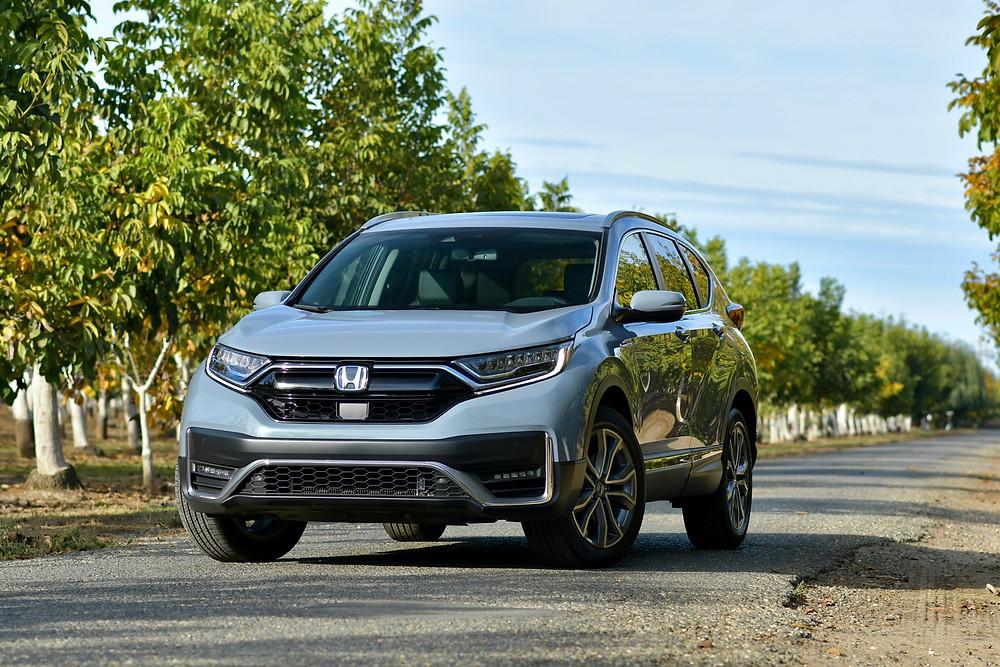 2021 Honda CR-V review and photos | The Road Beat