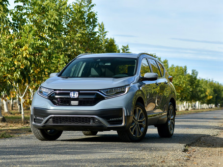 2020 Honda CR-V Hybrid Touring Review