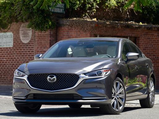 2020 Mazda 6 Signature Tested