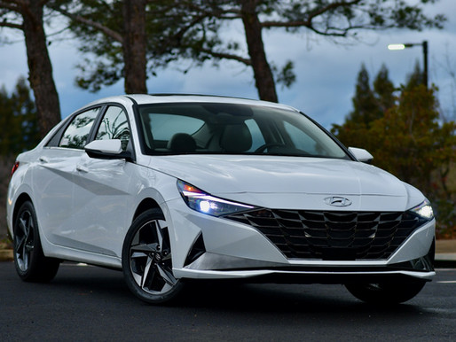 2021 Hyundai Elantra Limited Review