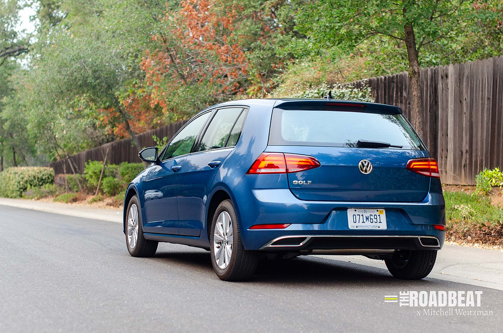 2021 Volkswagen Golf TSI Review | The Road Beat