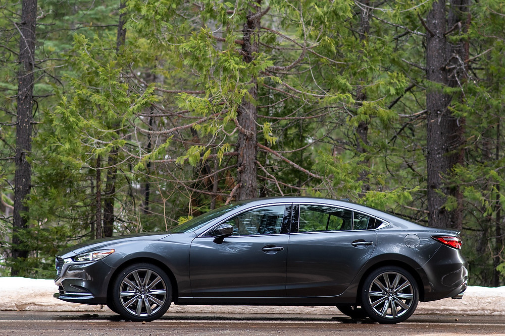 2021 Mazda 6 Turbo Review | The Road Beat