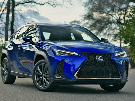 2021 Lexus UX 200 F Sport is a Missed Opportunity
