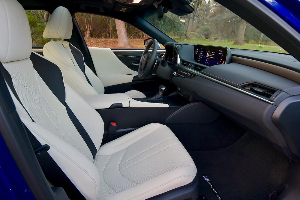 2021 Lexus ES 350 F Sport Review   The Road Beat