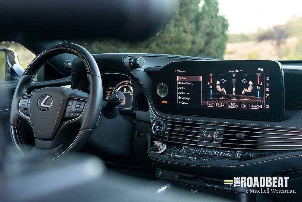 2021 Lexus LS500h review | The Road Beat