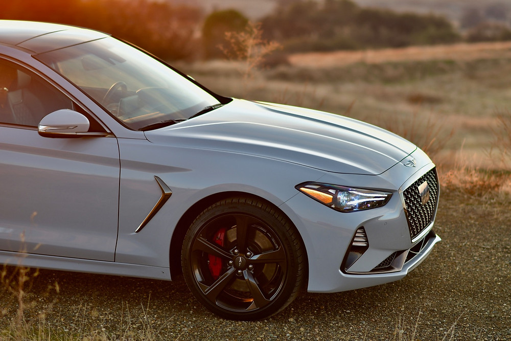 2021 genesis g70 review | the road beat