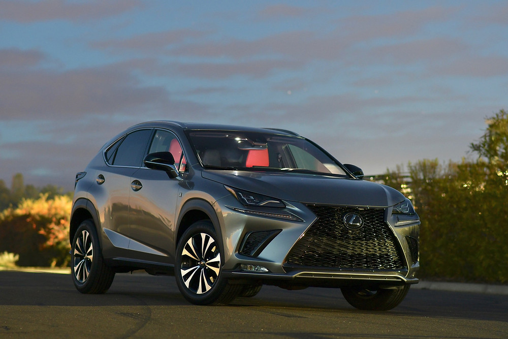 2021 lexus nx 300 f sport review | the road beat