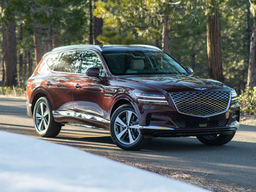 Review: 2021 Genesis GV80 is an Affordable Luxury Land Yacht