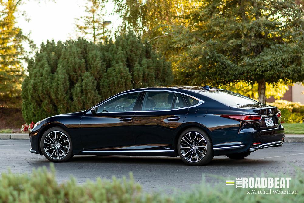 2021 Lexus LS 500h review | The Road Beat
