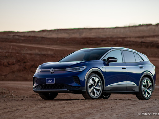 Review: 2021 Volkswagen ID.4 is an electric people's car