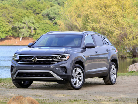 Volkswagen Atlas Cross Sport SEL 4Motion