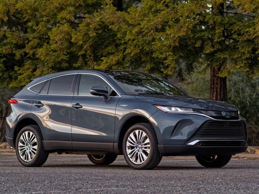 Review: 2021 Toyota Venza is a Luxury RAV4 Hybrid