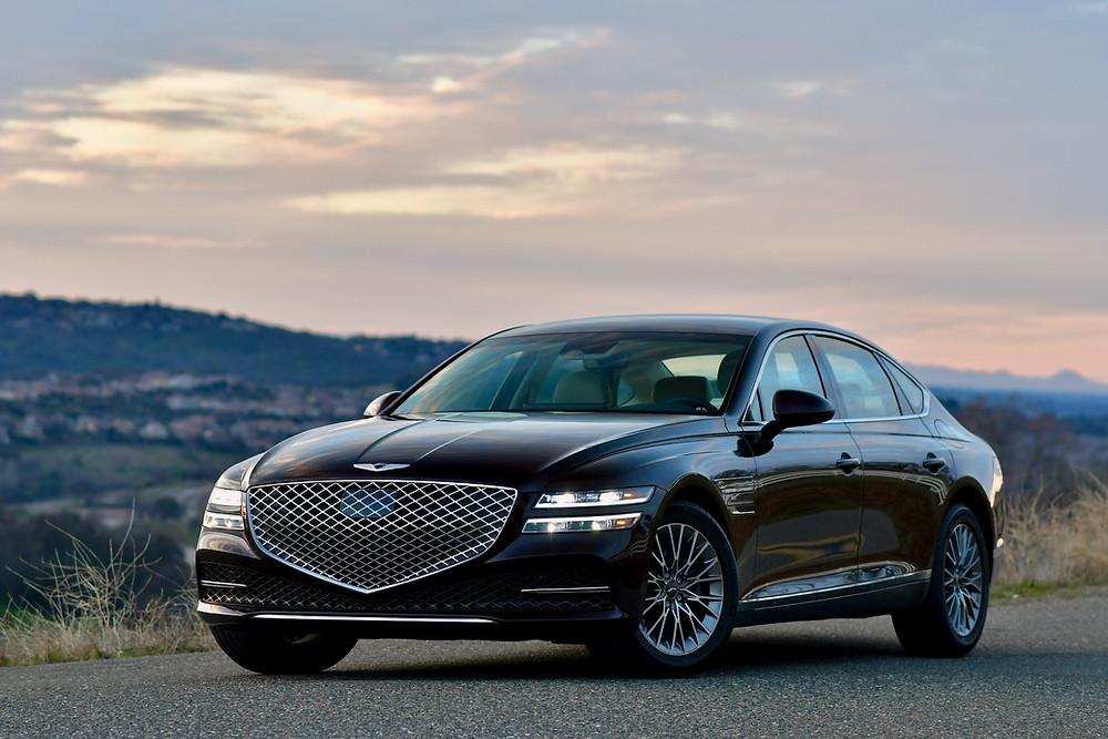 2021 Genesis G80 Review | The Road Beat
