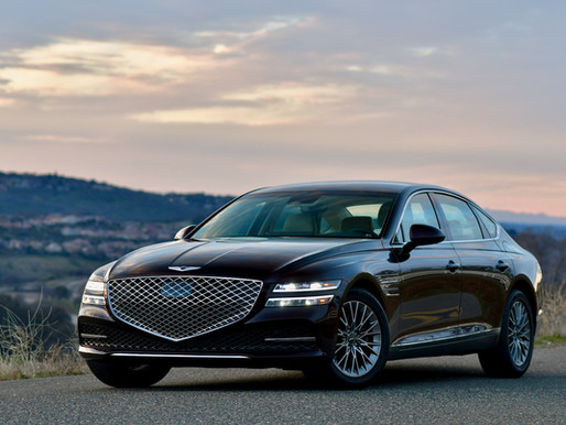 Tested: 2021 Genesis G80 is a Luxury Bargain