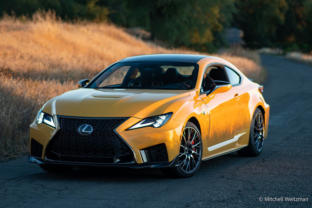 2021 Lexus RC F review   The Road Beat