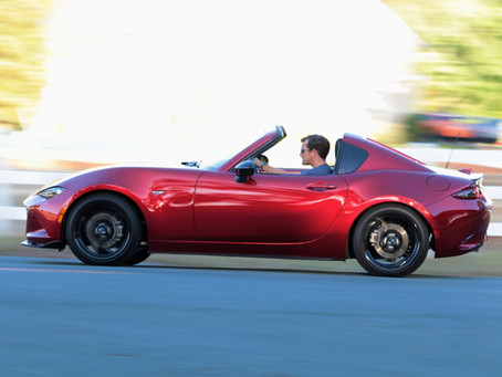 Tested: 2020 Mazda MX-5 Miata RF Club