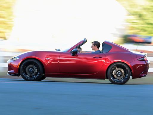 Tested: 2020 Mazda MX-5 Miata RF Club