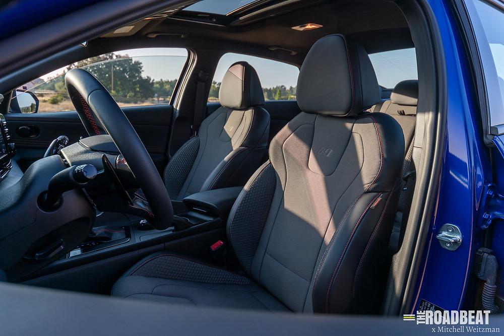 2021 Hyundai Elantra N Line | The Road Beat
