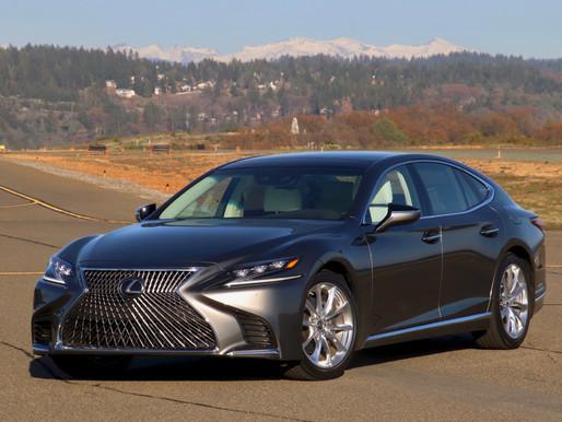 2020 Lexus LS500 Review