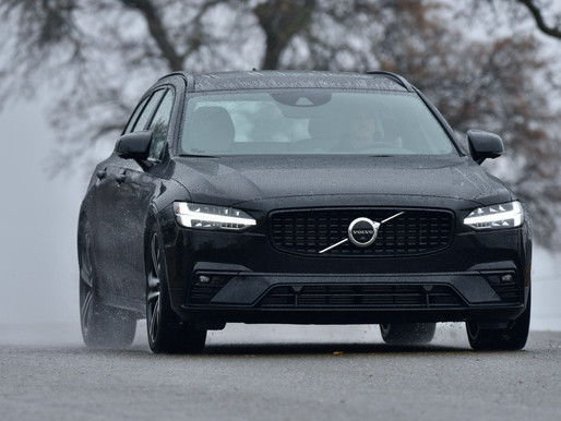 Review: 2021 Volvo V90 T6 AWD R-Design