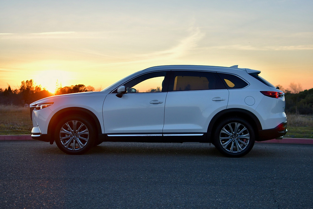 2021 Mazda CX-9 AWD Review | The Road Beat