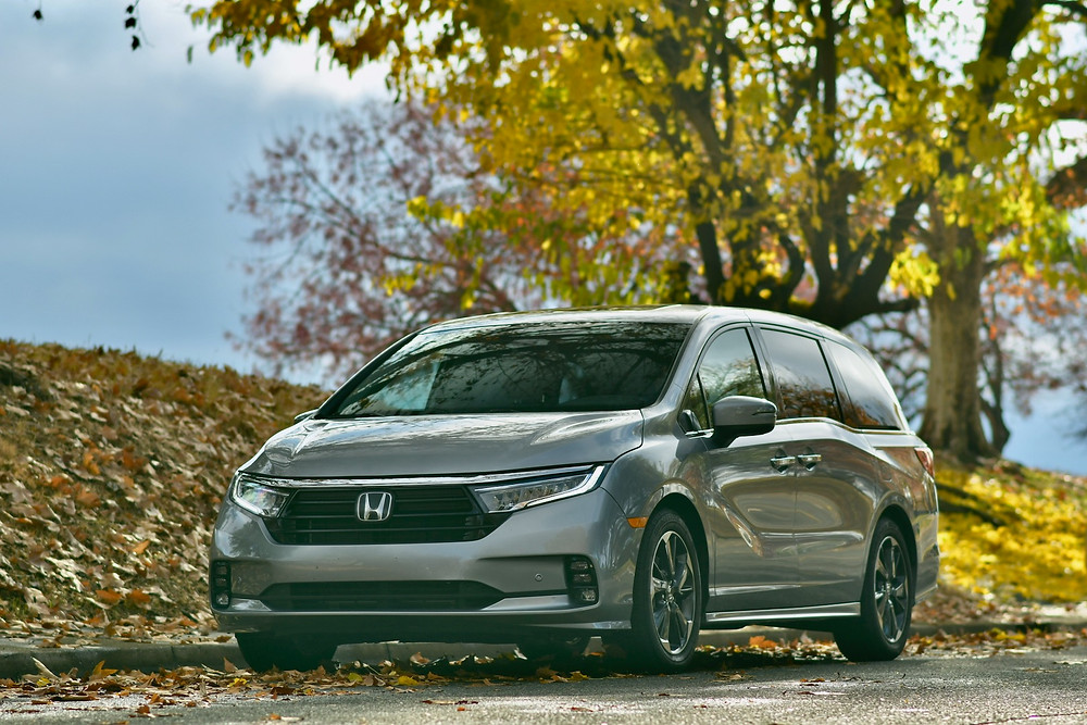 2021 Honda Odyssey Review | The Road Beat