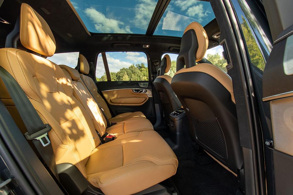 2021 Volvo XC90 Inscription Interior