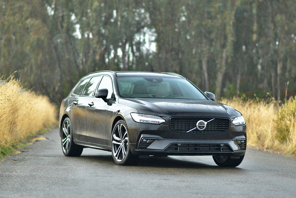 2021 Volvo V90 Review   The Road Beat