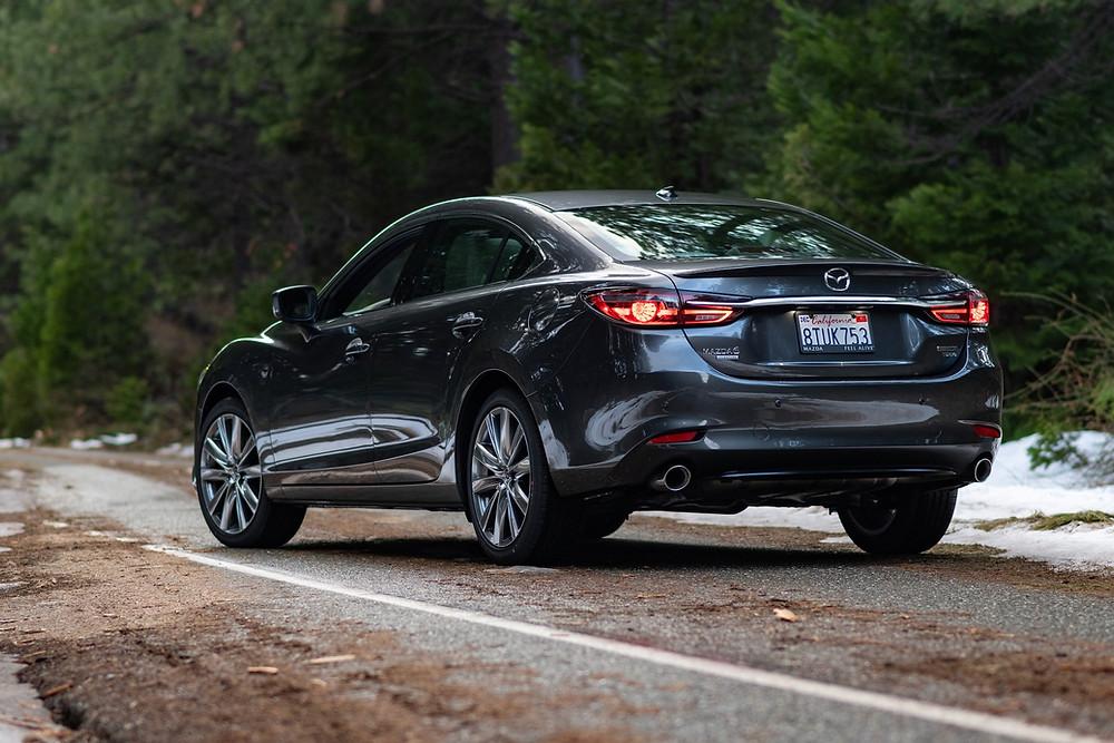 2021 Mazda 6 Signature Review | The Road Beat